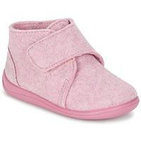 Cipők Lány Mamuszok Citrouille et Compagnie FELINDRA Rózsaszín