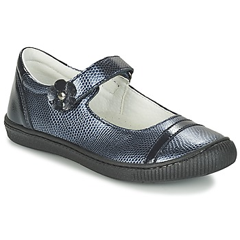 Cipők Lány Balerina cipők / babák Citrouille et Compagnie FAGIMO Tengerész