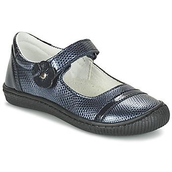 Shoes Lány Balerina cipők / babák Citrouille et Compagnie FAGIMO Tengerész