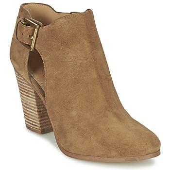 Shoes Női Bokacsizmák MICHAEL Michael Kors ADAMS Teve