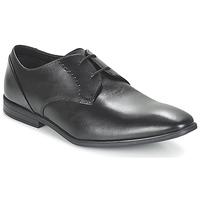 Cipők Férfi Bokacipők Clarks Bampton Lace Fekete