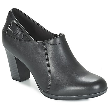 Cipők Női Bokacsizmák Clarks Brynn Harper Fekete