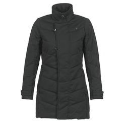 material Női Parka kabátok G-Star Raw MINOR CLASSIC QLT COAT Fekete
