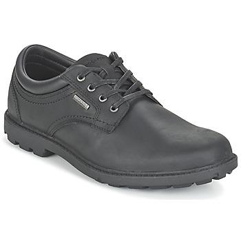 Shoes Férfi Oxford cipők Rockport RGD BUC WP PLAINTOE Fekete