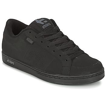Cipők Férfi Rövid szárú edzőcipők Etnies KINGPIN Fekete