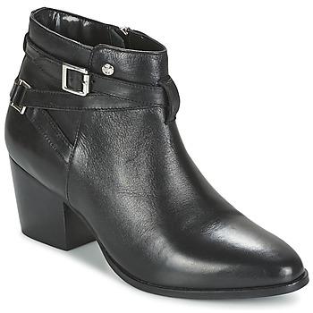 Cipők Női Bokacsizmák Elle PEREIRE Fekete