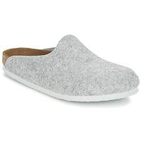 Shoes Női Klumpák Birkenstock AMSTERDAM Szürke / Tiszta