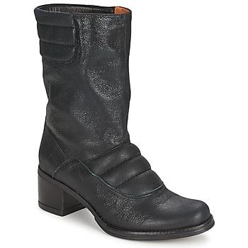 Cipők Női Bokacsizmák Espace DORPIN Fekete