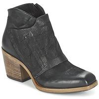 Cipők Női Bokacsizmák Mjus RENKY Fekete