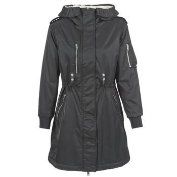 Ruhák Női Parka kabátok Diesel W RAIKA Fekete