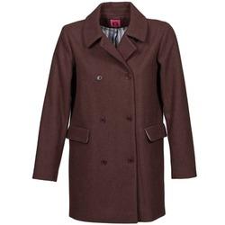 Ruhák Női Kabátok Bensimon WHITER Szilva