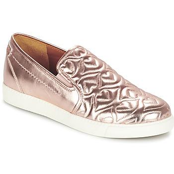 Cipők Női Belebújós cipők See by Chloé SB27144 Rózsaszín / Arany