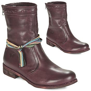Cipők Női Csizmák Felmini BERTHA Bordó