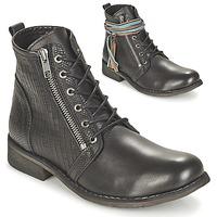 Cipők Női Csizmák Felmini BEJA Fekete