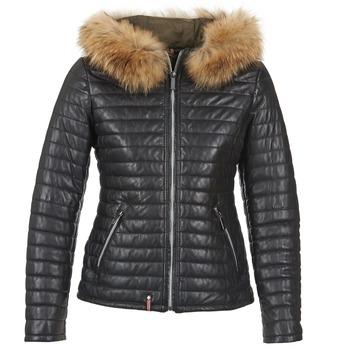 Ruhák Női Steppelt kabátok Oakwood 61677 Fekete