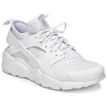 Cipők Férfi Rövid szárú edzőcipők Nike AIR HUARACHE RUN ULTRA Fehér