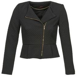 Ruhák Női Kabátok / Blézerek La City ARNIE Fekete