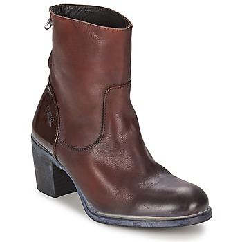 Cipők Női Bokacsizmák BKR LOLA Barna