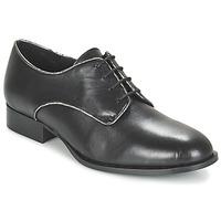 Cipők Női Oxford cipők Betty London FLOJE Fekete