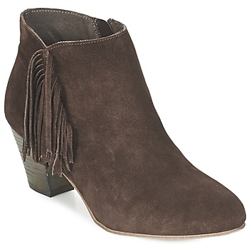 Cipők Női Bokacsizmák Betty London FIANIDE Barna