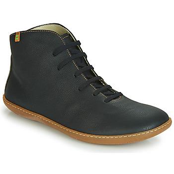 Cipők Csizmák El Naturalista EL VIAJERO Fekete