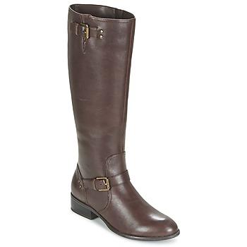 Shoes Női Városi csizmák Ralph Lauren MARRONA Barna