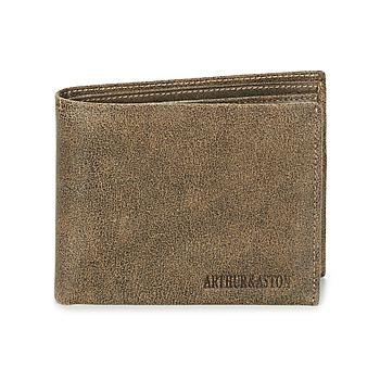 Táskák Férfi Pénztárcák Arthur & Aston RAOUL Gesztenye