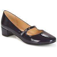 Cipők Női Balerina cipők / babák Betty London FOULOIE Kék