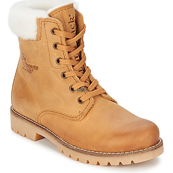 Shoes Női Csizmák Panama Jack PANAMA Méz