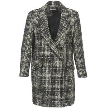 Ruhák Női Kabátok Naf Naf ADOUCE Szürke