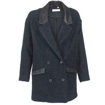 Ruhák Női Kabátok Naf Naf ADELAIDE Tengerész