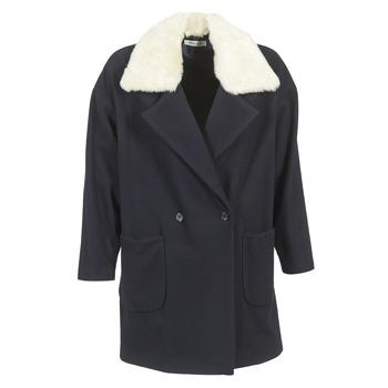 Ruhák Női Kabátok Naf Naf AVINA Tengerész