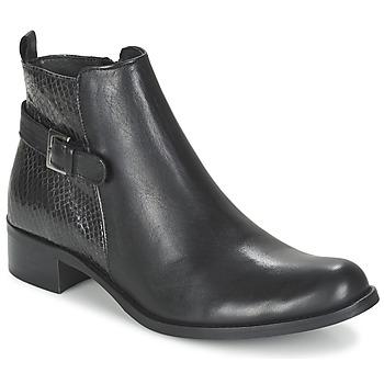 Cipők Női Csizmák Betty London FEWIS Fekete