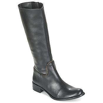 Cipők Női Városi csizmák Betty London FLIGNE Fekete