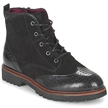 Shoes Női Csizmák Tamaris SOROLA Fekete