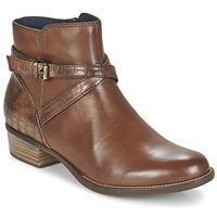 Shoes Női Csizmák Tamaris ISTRA Mogyoró