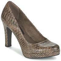 Shoes Női Félcipők Tamaris SYLVA Barna