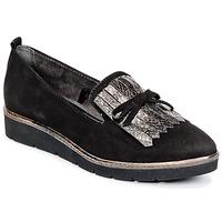 Shoes Női Oxford cipők Tamaris NADYMA Fekete