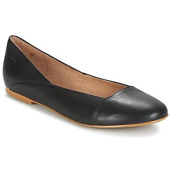 Cipők Női Balerina cipők / babák Casual Attitude TOBALO Fekete