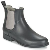 Shoes Női Csizmák Marc O'Polo LATTA Fekete