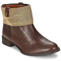 Cipők Női Csizmák Schutz WAIPOHI Barna