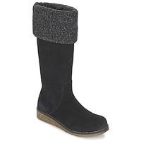 Shoes Női Városi csizmák Kickers KARINE Fekete