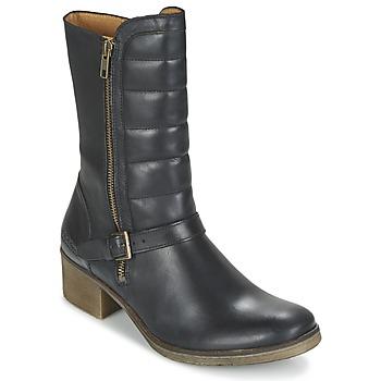 Cipők Női Csizmák Kickers MILLIER Fekete