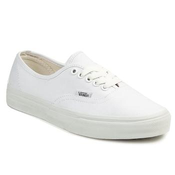 Cipők Rövid szárú edzőcipők Vans AUTHENTIC Fehér