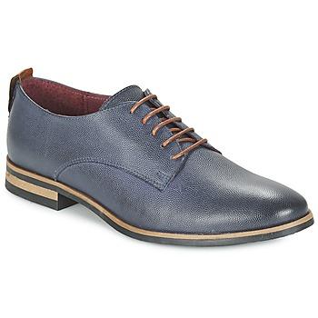 Cipők Női Oxford cipők Betty London FLUDE Kék