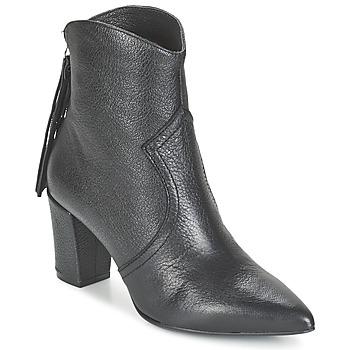 Cipők Női Bokacsizmák Fericelli FADIA Fekete