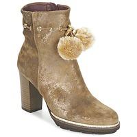 Cipők Női Bokacsizmák Fericelli FAHRA Bézs