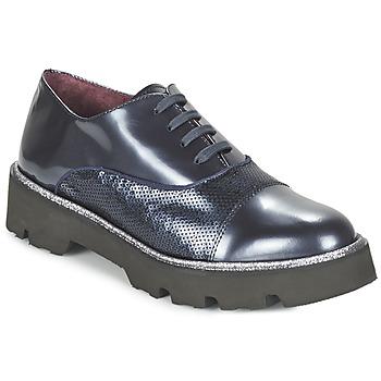 Cipők Női Bokacipők Fericelli FANCHON Tengerész
