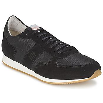 Cipők Férfi Rövid szárú edzőcipők Serge Blanco VARN Fekete