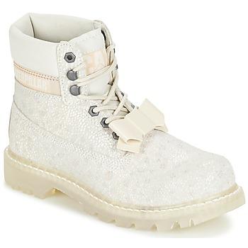 Cipők Női Csizmák Caterpillar COLORADO CURTSY Fehér